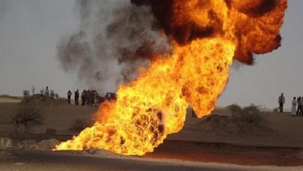 استهداف بئرين نفطيين في حقل باي حسن بكركوك شمالي العراق.. و وزارة النفط تكشف الخسائر