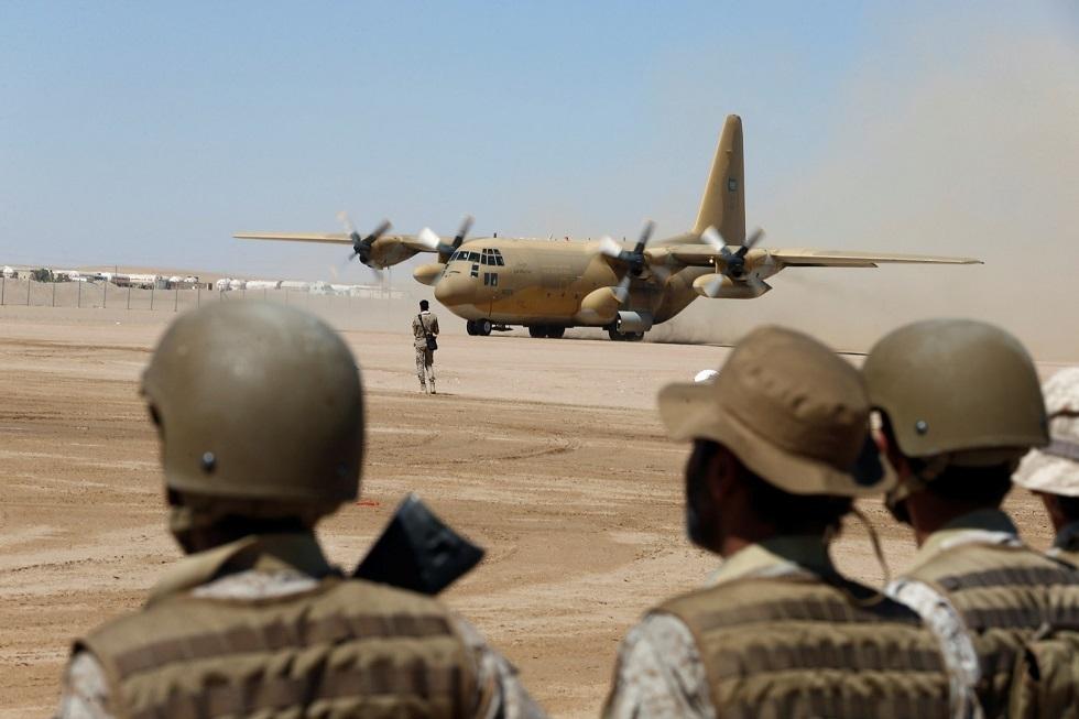 التحالف يعلن عن تدمير صاروخ باليستي ومسيرة مفخخة حوثية في سماء السعودية