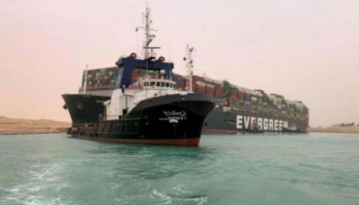62 101539 egypt floating ship ever giffen suez