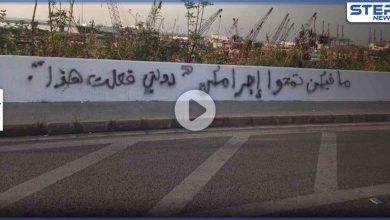 دولتي فعلت هذا.. تعرف إلى قصة الرسومات الشعبية التي أحدث ضجة وأثارت غضباً في بيروت (صور وفيديو)