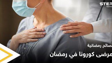 Corona patients in Ramadan 225042021
