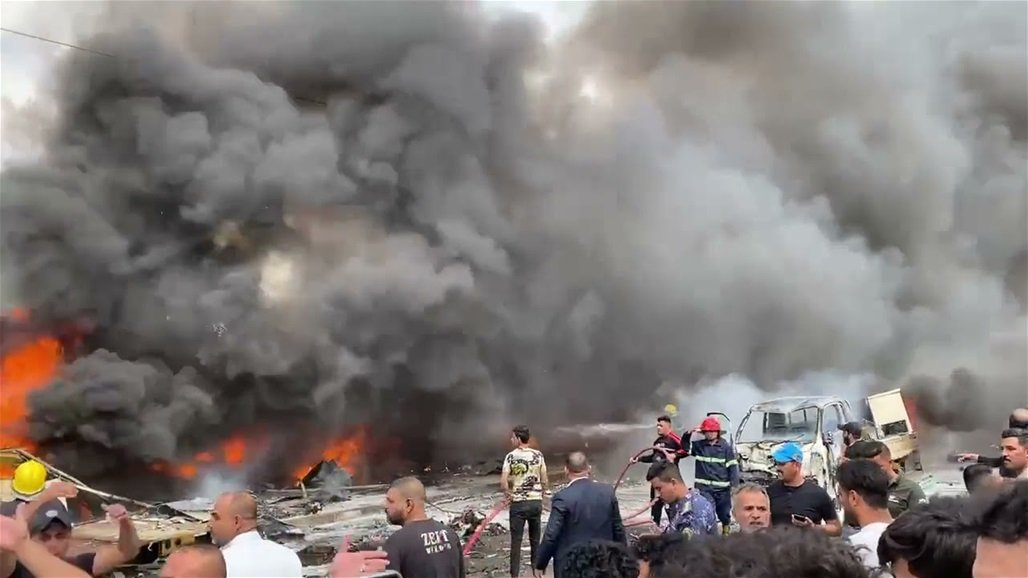 خلية الإعلام الأمني تكشف تفاصيل خطيرة عن الانفجار الذي استهدف منطقة الحبيبية بالعاصمة بغداد