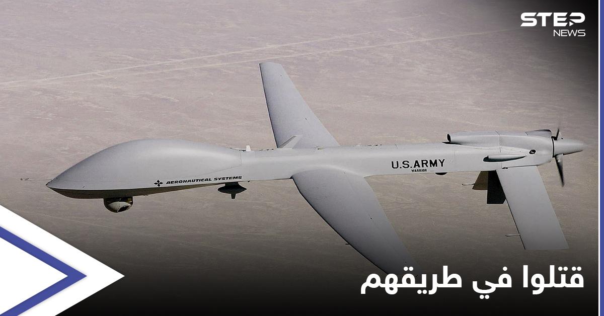 بطائرة مسيرة... مقتل قيادي وآخر من الميليشيات الإيرانية أثناء دخولهم إلى سوريا