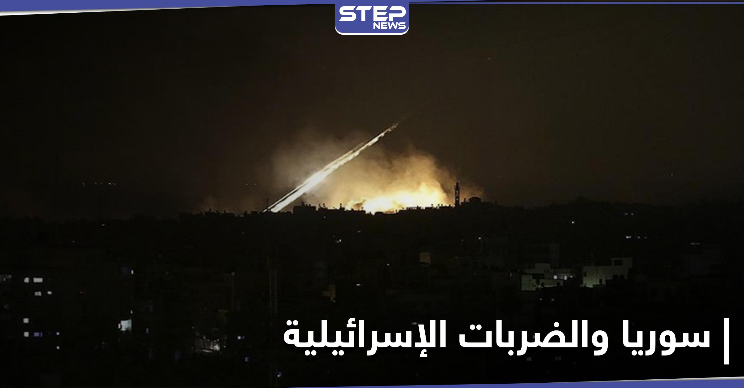 صحيفة روسية تكشف موقف موسكو الغريب من الضربات الإسرائيلية الأخيرة في سوريا