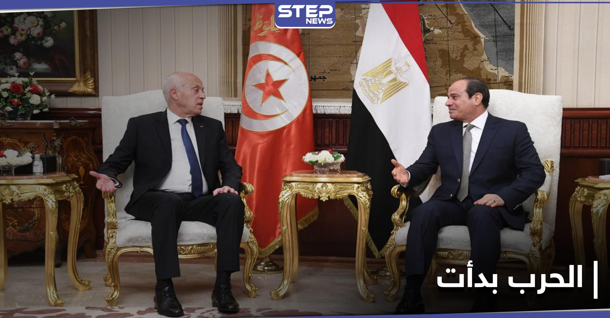 """""""حرب المياه بدأت"""".. مسؤول سوداني يحذّر والرئيس التونسي يقف إلى جانب مصر"""