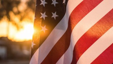 thumb2 flag of america 4k close up 4th of july american flag 1