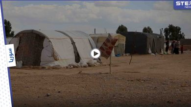بالفيديو || أوضاع صعبة يعانيها سكان مخيم مسكنة بريف حلب الشرقي