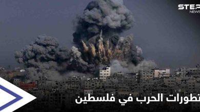 """""""القصف بالقصف"""".. صافرات الإنذار تعمّ إسرائيل وحماس تتحدث عن معادلة جديدة وتحركات عربية متسارعة"""