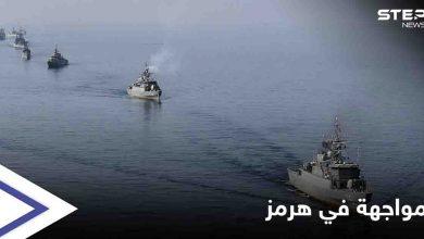 إطلاق نيران على زوارق إيرانية في مضيق هرمز.. الحرس الثوري يرد