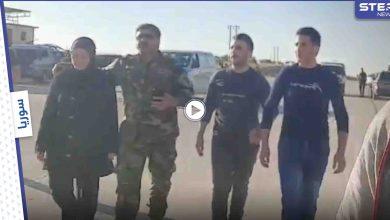 عملية تبادل للأسرى بين المعارضة والنظام السوري والنتيجة الإفراج عن 9 أشخاص بينهم زوجة قيادي سابق