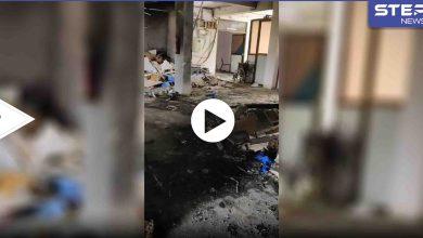 بالفيديو   مصرع 18 شخصاً بحريق هائل في مستشفى بالهند...وعقوبة بالسجن وغرامات تنتظر العائدين منها