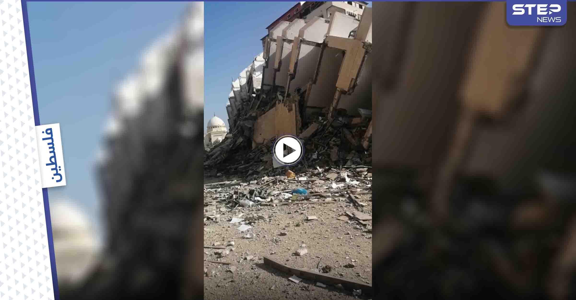 دون إنذار.. الاحتلال الإسرائيلي يقصف منازل المدنيين في غزة ومواقع أخرى لحماس (فيديو)