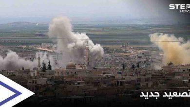 تصعيد في إدلب واللاذقية.. غارات روسية استهدفت قرى ومحاور وتحركات في المطارات العسكرية
