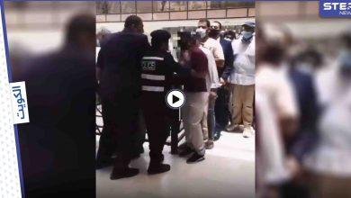 بالفيديو   شرطي كويتي يصفع وافداً على وجهه في أحد المجمعات التجارية.. والداخلية تعلق