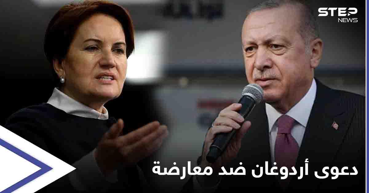 أردوغان يترصد لزعيمة حزب معارض شبهته بنتنياهو بـ دعوى قضائية... إليك التعويض المالي المطالبة بدفعه