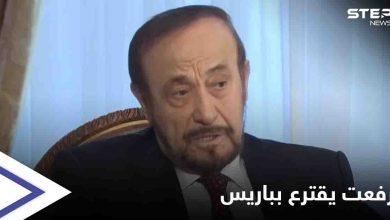 الانتخابات السورية بالخارج... رفعت الأسد يشارك من باريس والنظام يمدد فترة الاقتراع