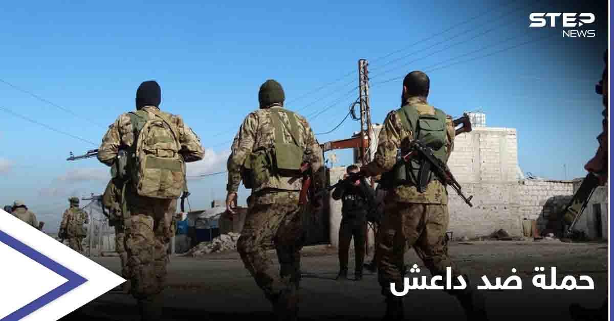 قُرب دابق.. نتائج حملة أمنية ضد خلايا تنظيم داعش بريف حلب الشمالي