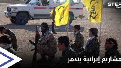 """استكمال لـ """"مشروعٍ خطير"""".. الميليشيات الإيرانية تجري تغييرات في مساجد تدمر"""