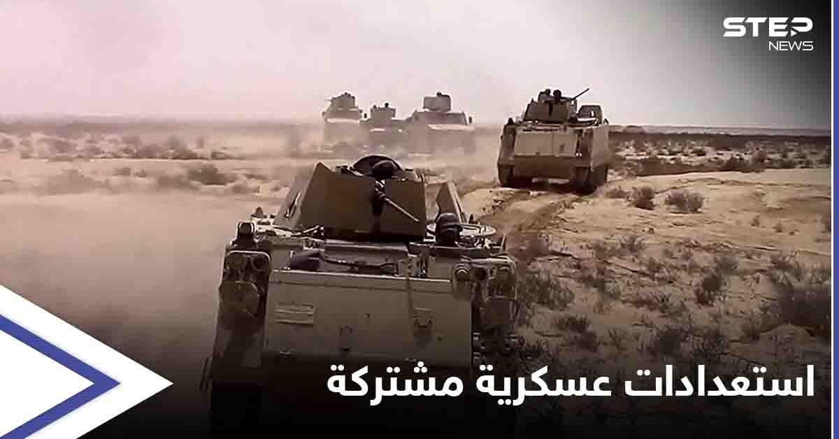 """""""حماة النيل""""... الجيش المصري يكشف تفاصيل وصول قواته البريّة والجويّة إلى السودان"""