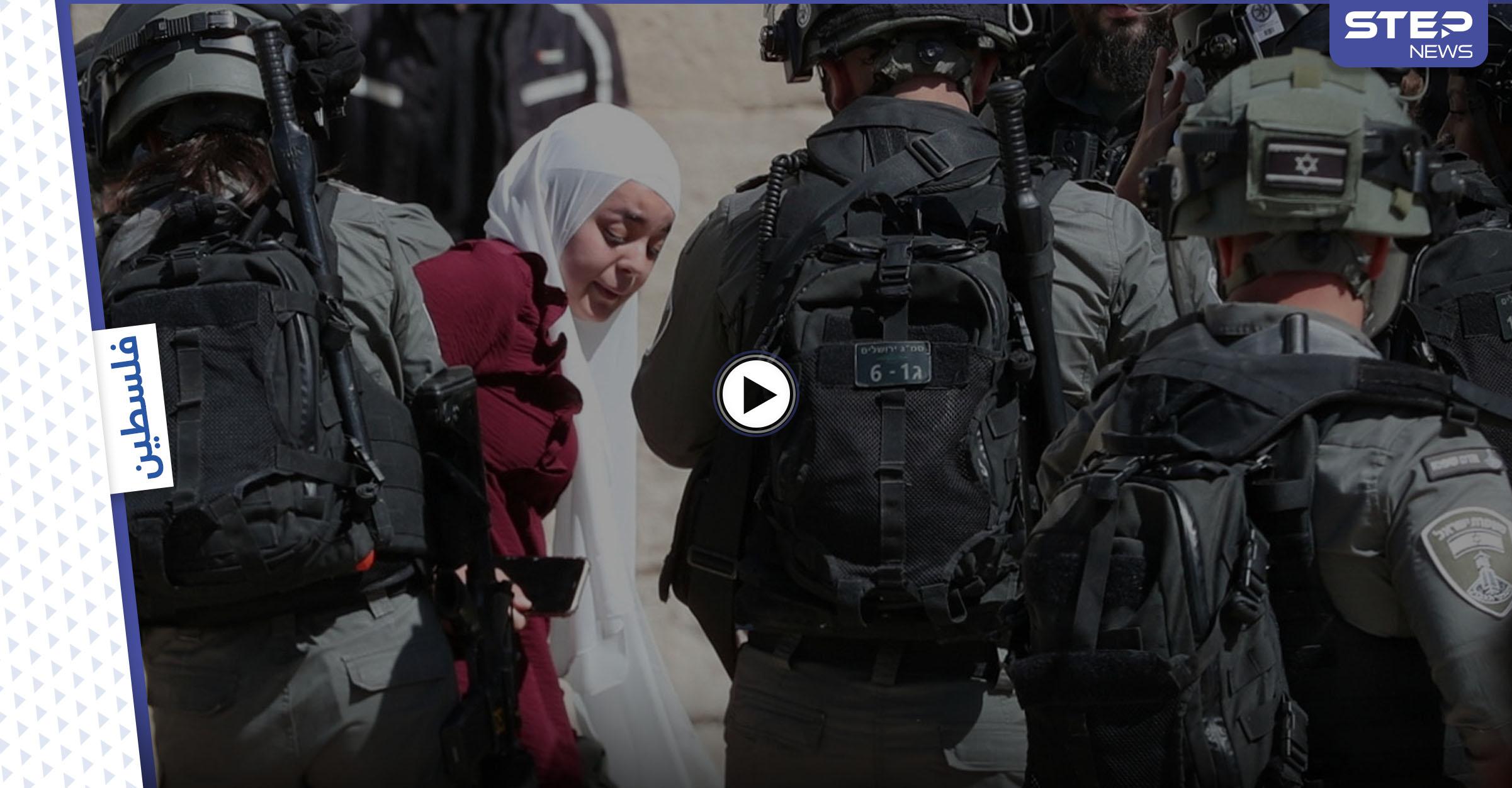 اعتقال فتاة فلسطينية في القدس