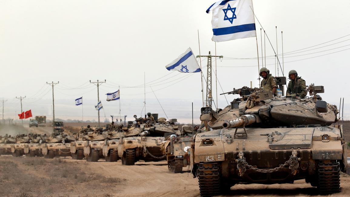العملية العسكرية الإسرائيلية