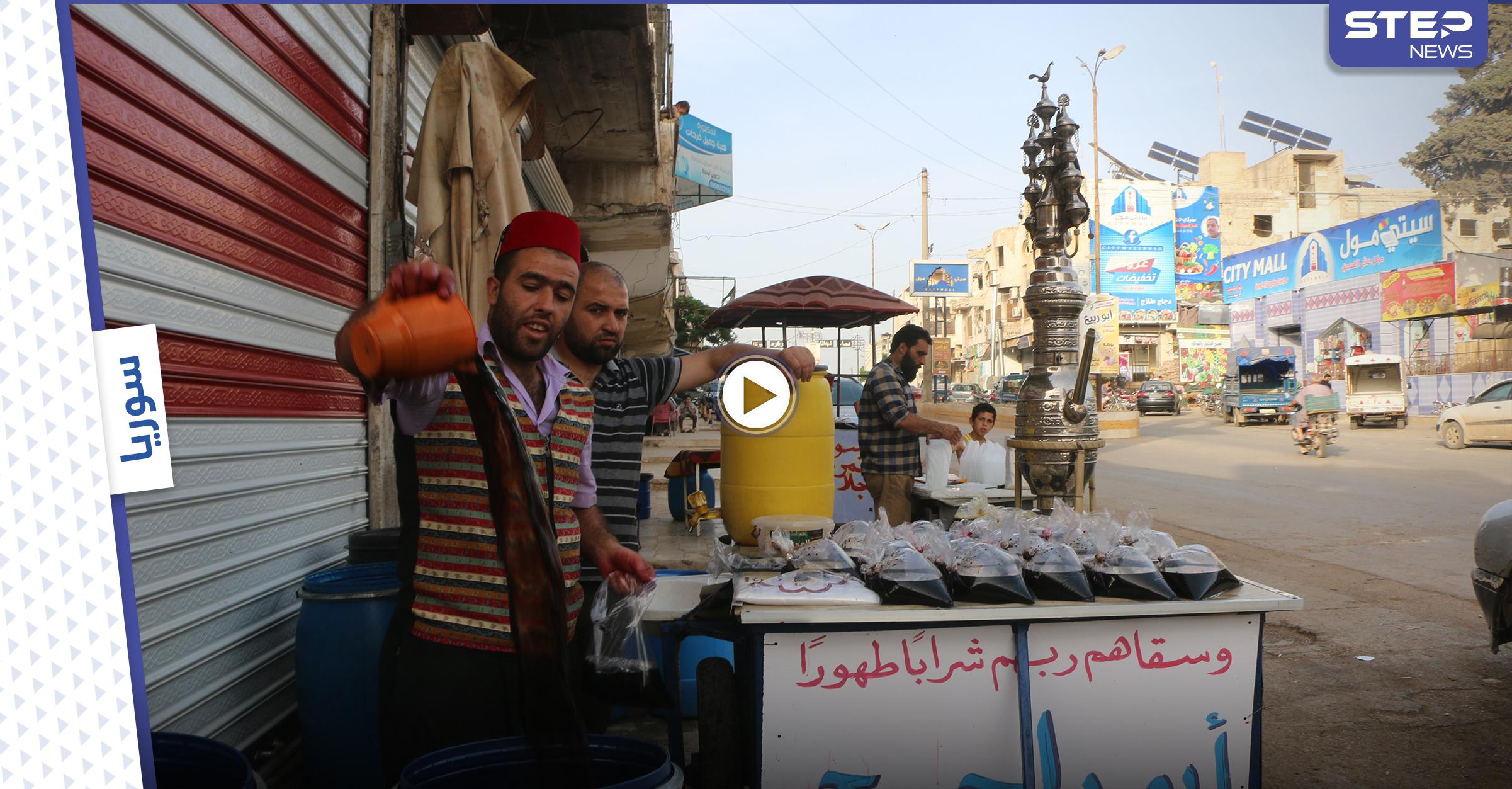 أجواء رمضان في مدينة بنش بريف إدلب