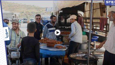 أجواء رمضان في مخيمات الجولان بريف إدلب الشمالي