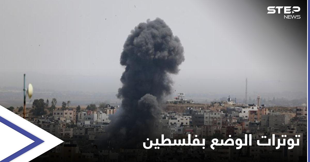الغارات الإسرائيلية تقتل قيادياً بحماس