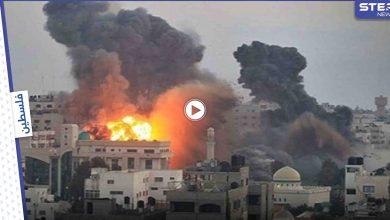 بالفيديو || بليلة القدر.. غارات إسرائيلية على قطاع غزة ومواجهات دامية في القدس