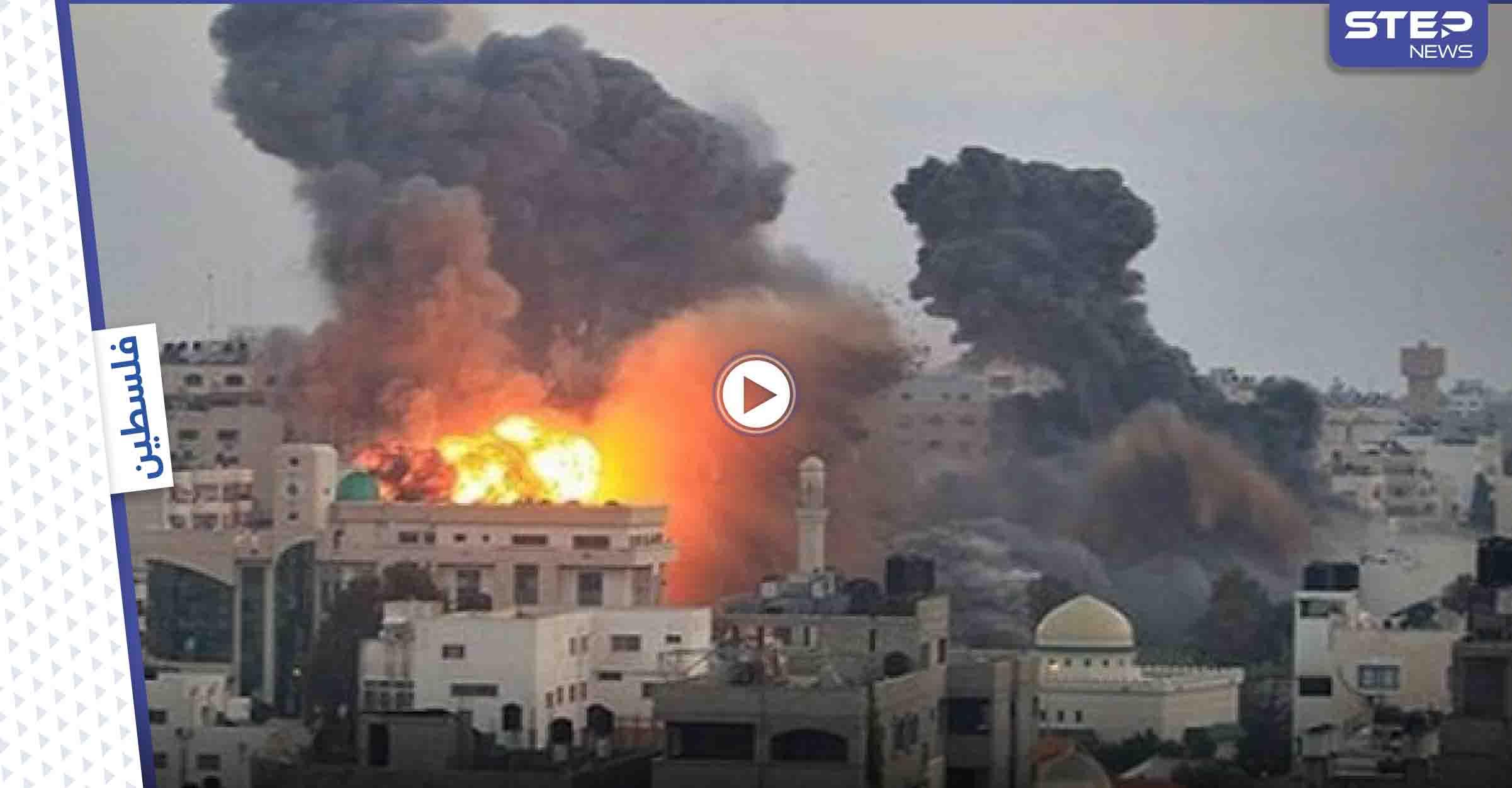 بالفيديو    بليلة القدر.. غارات إسرائيلية على قطاع غزة ومواجهات دامية في القدس