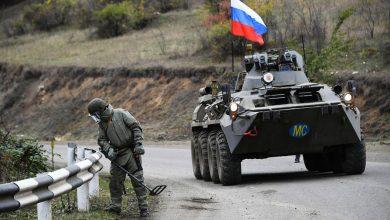 روسيا تكشف عن خطط جديدة ستجريها في نهاية العام على الحدود الأوكرانية
