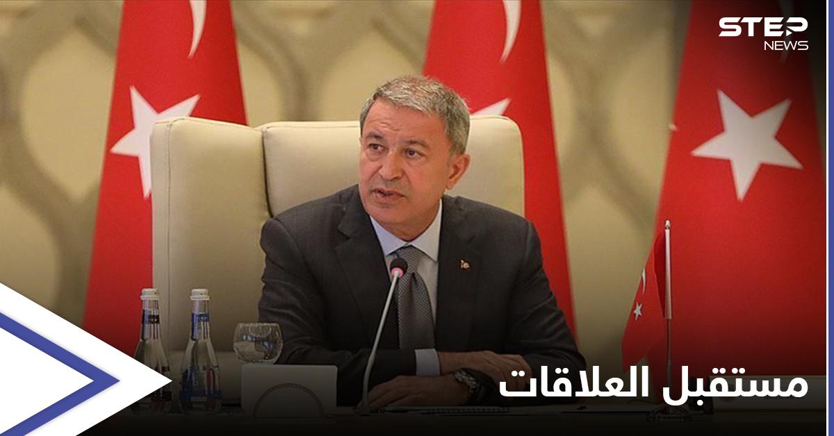 """""""مُرعبة للبعض"""".. وزير الدفاع التركي يشرح رؤيته للعلاقات بين بلاده ومصر"""