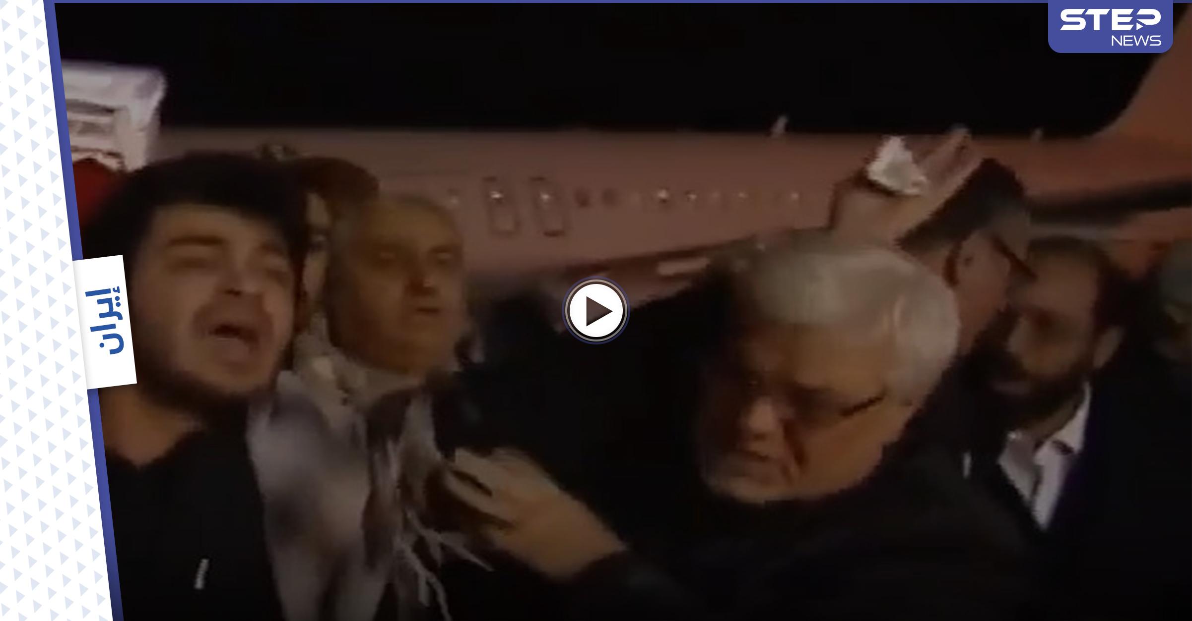 """بالفيديو   نجل قاسم سليماني ينتحب... وأنصاره يردون على تسريبات ظريف بـ """"فيديو"""""""