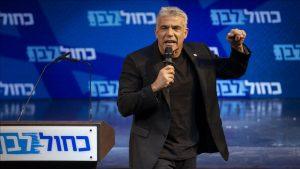 زعيم المعارضة الإسرائيلية يشكف عن الوقت المتبقي لإعلان حكومة تطيح بنتنياهو