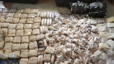 محاولة تهريب مخدرات من سوريا الى الاردن