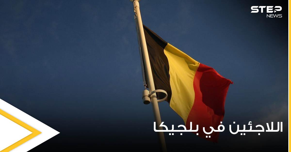 اللاجئين في بلجيكا