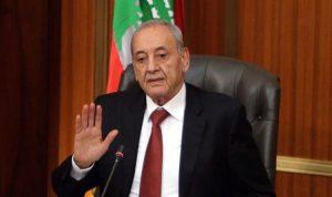 """بري يكشف عن """"جهة واحدة"""" تواجه تشكيل الحكومة اللبنانية"""