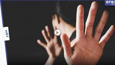 بالفيديو|| سيدة تصفع شاب على وجهه أمام الناس حاول مضايقة فتاة في أحد المتاجر
