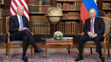 بوتين وبايدن