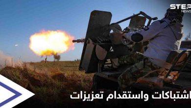 اشتباكات عنيفة شمال شرق سوريا بين قوات قسد والفصائل الموالية لتركيا والاستطلاع التركي في الأجواء