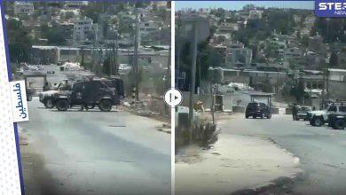 بالفيديو|| الجيش الإسرائيلي يقمع مصلين خرجوا بتظاهرة سلمية جنوب نابلس