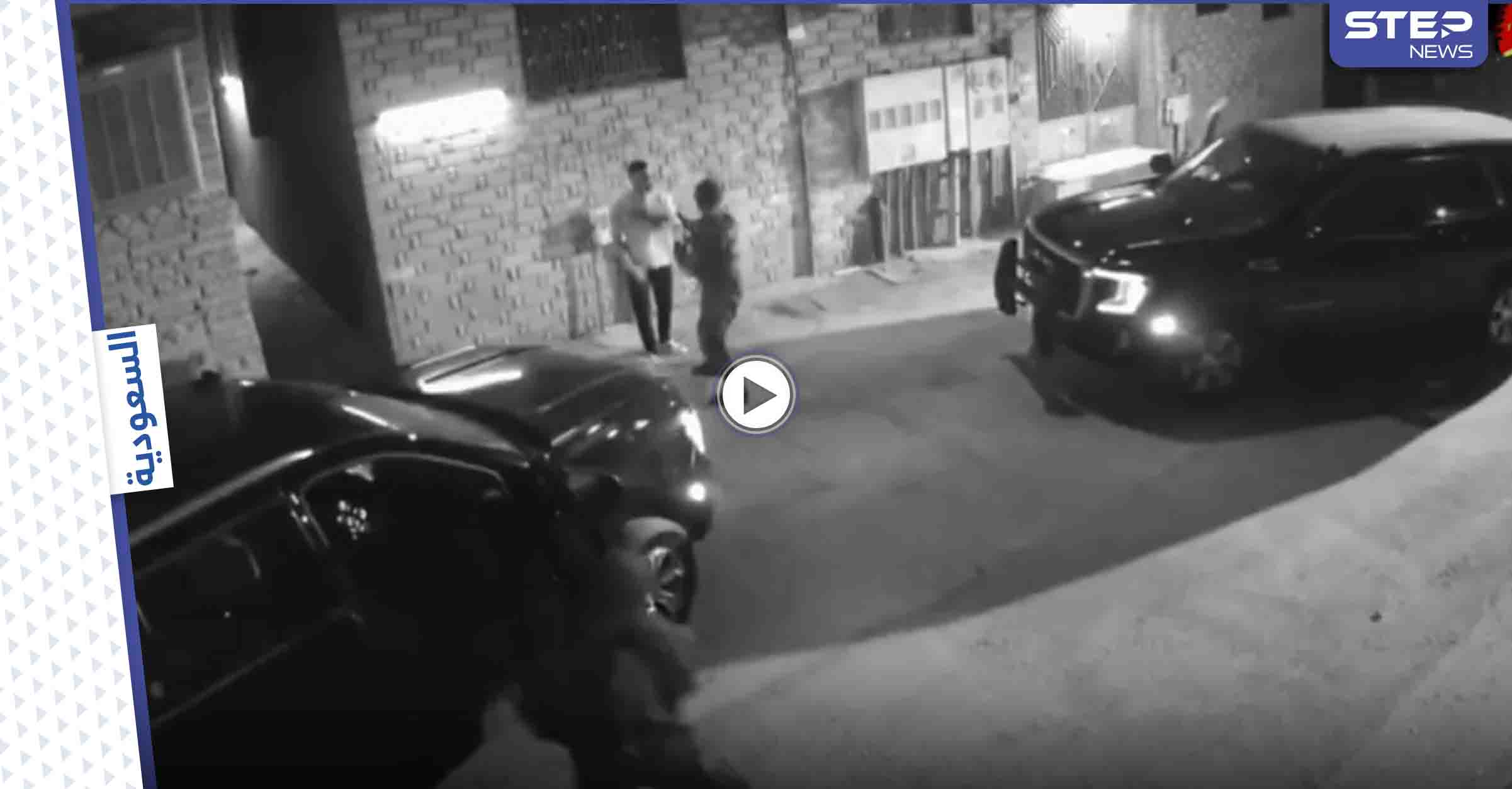 """بالفيديو   على طريقة أفلام الأكشن سيارة تختطف مغني راب في السعودية وناشطون يطلقون هاشتاغ """"الجمس الأسود"""" ويكشفون الحقيقة"""