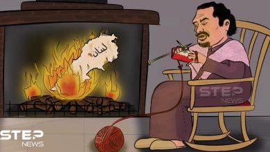 لبنان يحترق.. ولاحكومة