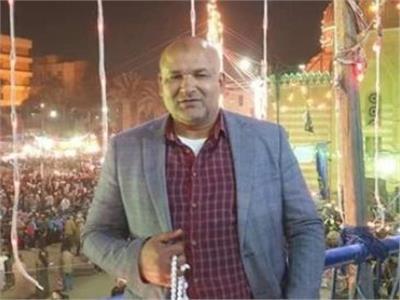 """علاء حسانين """"نائب الجن والعفاريت""""."""