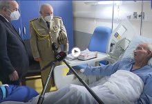 بالفيديو|| زعيم البوليساريو يصل الجزائر قادماً من إسبانيا وتبون يزوره ويعلن الآتي