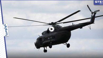 بالفيديو   هجوم بالرصاص الحي على طائرة رئيس كولومبيا ومسؤولين بارزين وهي تحلق بالسماء