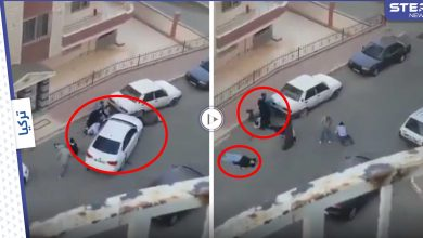 بالفيديو   سائق تركي يهاجم أقارب طليقته بسيارته البيضاء ويدهس 7 منهم في أورفا جنوب شرق تركيا