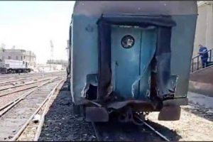 وزير النقل المصري يصدر قرار بحق متسببي الحادثة