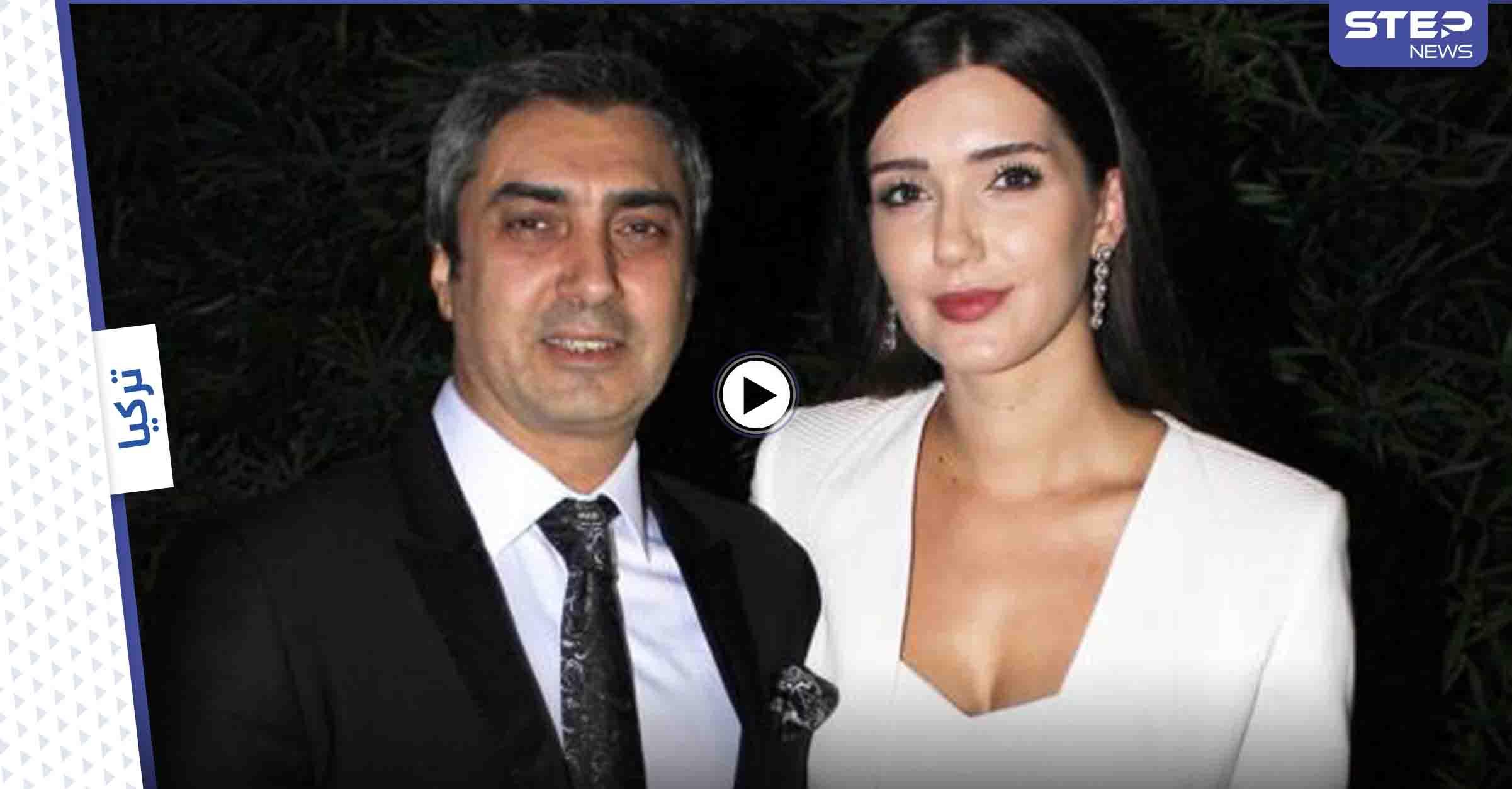 فيديو لنجل الممثل التركي الشهير مراد علم دار يشعل الحرب بينه وبين طليقته (فيديو)