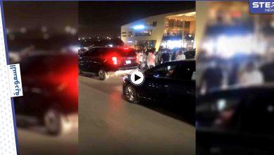 بالفيديو||مجموعة من الشبان يطاردون فتيات في السعودية ومطالبات لمحاسبتهم